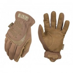 Gants Mechanix FastFit tan