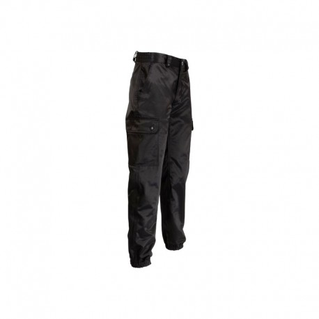 Pantalon d'intervention antistatique noir